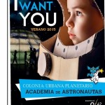 "Academia de Astronautas ""I want you"" en Espacio 0'42"